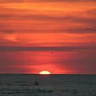 Sunset  by extracrispy