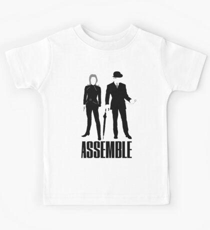 The Original Avengers Assemble Kids Tee