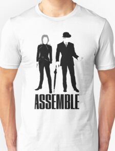 The Original Avengers Assemble Unisex T-Shirt