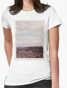 Welsh Countryside Womens Fitted T-Shirt