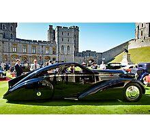 Rolls-Royce Phantom 1 Jonckheere Coupe 1925 at Windsor Photographic Print