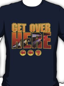 Mortal Kombat - Scorpion - Get Over Here T-Shirt
