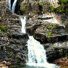 Glencoe Waterfall by Kirsty Auld