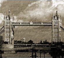 Tower Bridge by Lynn Bolt