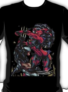 Red She-Hulk T-Shirt