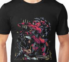 Red She-Hulk Unisex T-Shirt