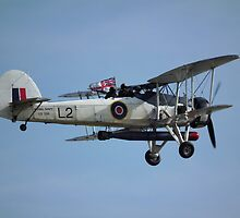 RNHF Fairey Swordfish by Andy Jordan