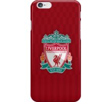 Liverpool Liver Bird Red  iPhone Case/Skin