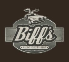 Biff's Auto Detailing – Vintage by rubyred