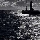 Anstruther Lighthouse by Steve Jensen