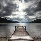 Loch Earn by Steve Jensen