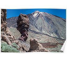 Mount Teide Poster