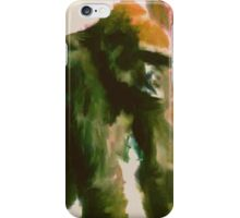 Furry Monkey iPhone Case/Skin