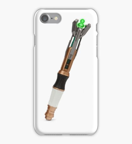 Doctor Who Sonic Screwdriver iPhone Case/Skin