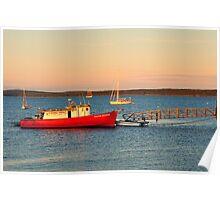 Bar Harbor, Maine Poster