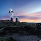 Elie Lighthouse by Steve Jensen
