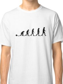99 steps of progress - Missing link Classic T-Shirt