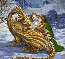 The Dragon's Apprentice by Carol McLean-Carr