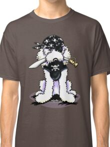 Poodle Pirate Classic T-Shirt