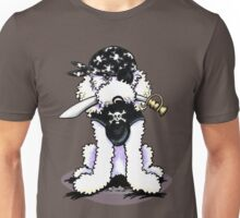 Poodle Pirate Unisex T-Shirt