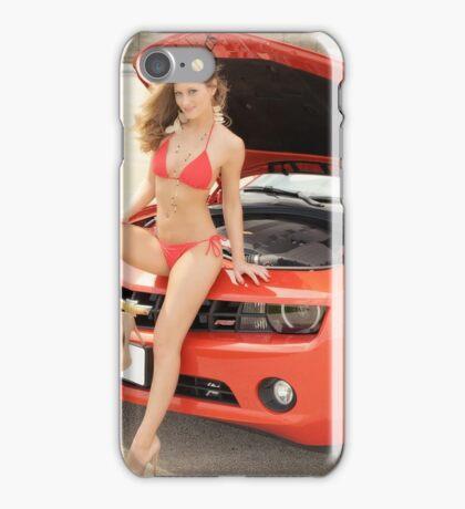 Jackie iPhone Case/Skin