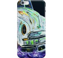 Ghost Car iPhone Case/Skin