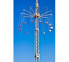 High Swing Photographic Print