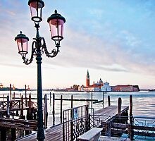 Sunrise in Venice II by SeeOneSoul