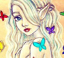Chrysalis by Gabriella Livia by love-artworks