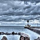 Lighthouse by Sharlene Rens