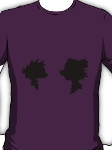 Calvin and Hobbes Silhouette T-Shirt