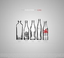 Evolution of Coke by EastGateDesign