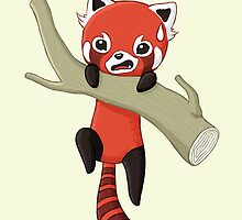 Red Panda by freeminds
