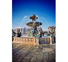 Paris 542 Photographic Print