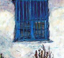 Greek Facade by JackieSherwood