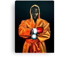 Remy Bonjasky painting Canvas Print
