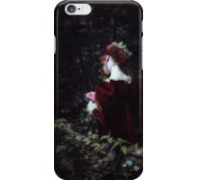 Hiding Away iPhone Case/Skin