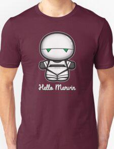 Hello Marvin T-Shirt