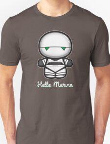 Hello Marvin Unisex T-Shirt