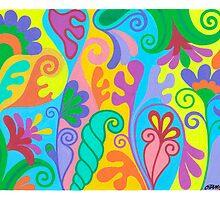 FANTASY FLOWERS 03 by RainbowArt