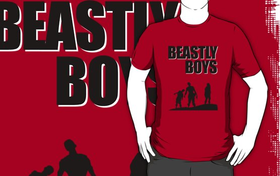 Beastly Boys by pixelman