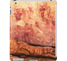 Sego Canyon Pictographs iPad Case/Skin