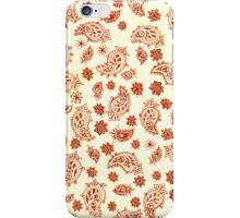 Antique Paisley iPhone Case/Skin