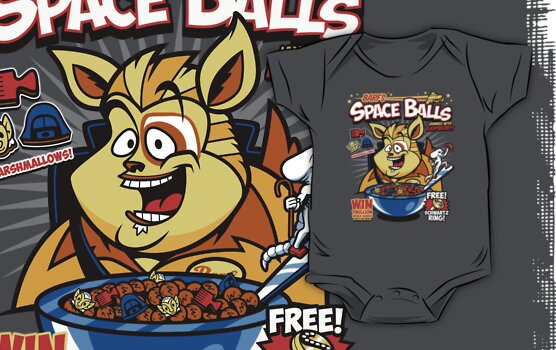 Barf's Cereal by harebrained
