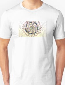 Psychedelic Stars Unisex T-Shirt