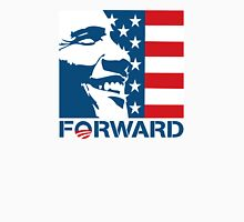 Obama Forward 2012 Flag Shirt Unisex T-Shirt