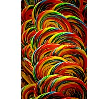Lollipops Photographic Print