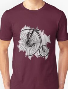 Vintage Bycicle Race Unisex T-Shirt