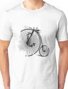 Vintage Bycicle Race Unisex T-Shirt