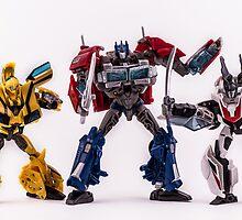Autobots by MarkCann